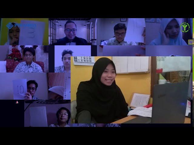 LDKS Online 2020 - SMA Al - Muslim Jatim By Pyramida Edu-Training