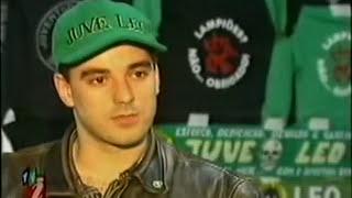 Reportagem Juve Leo antes do Sporting - Porto de 1995/1996