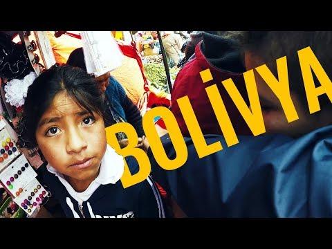 Bolivya'da Christmas Partisi ve Pazar Gezmesi! #35