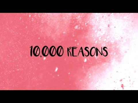 10,000 Reasons | Kids Worship Ultimate Collection (Lyric Video)