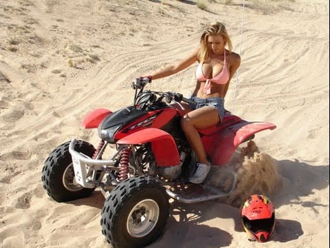 how to clean atv exhaust youtube
