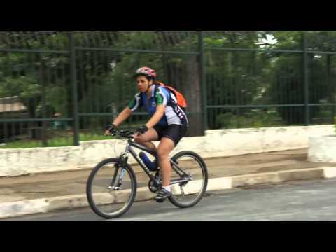 Ciclista é assaltada na nova ciclovia do rio Pinheiros | Bike é Legal