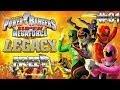 Jogos em Flash 046 - Power Rangers Super Megaforce Legacy - Parte 1 - Jogando com o Red Ranger!