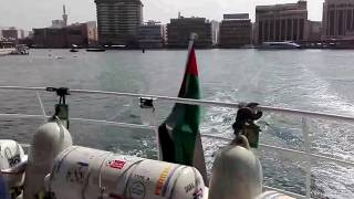 A Water Taxi RTA ride to Dubai Marina( Travel series)/eXpating n more