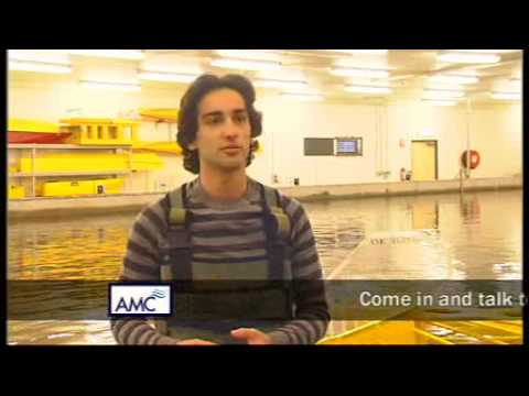 What is Ocean Engineering? Study at AMC