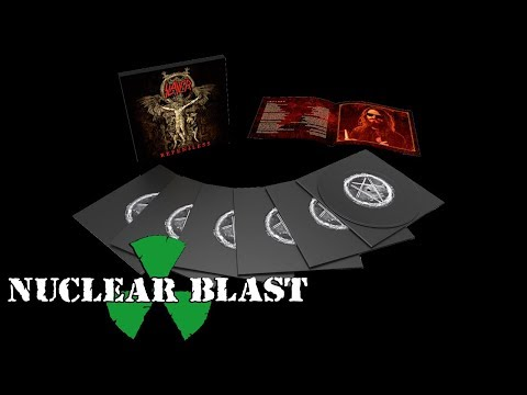 SLAYER - Limited 'Repentless' 6.66 Vinyl Box