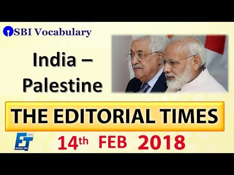 The Hindu | The Editorial Times | News Paper | 14th Feb 2018 | UPSC | SSC | Bank