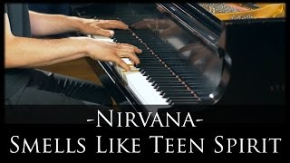 Nirvana - Smells Like Teen Spirit (piano cover)