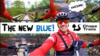 CANNOCK CHASE - THE NEW BLUE. A TRAIL FOR EVERYONE!