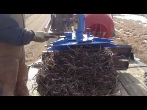 Wire Dawg Fence Winder Release Barbed Wire Youtube