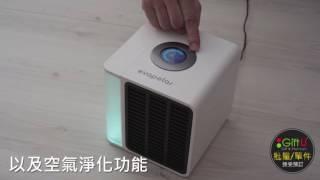 美國 Evapolar 小型流動冷氣機