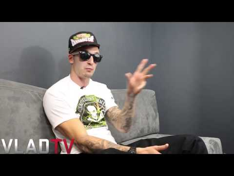Chris Webby: I Have a List of Life Ruining Drugs I Won't Touch