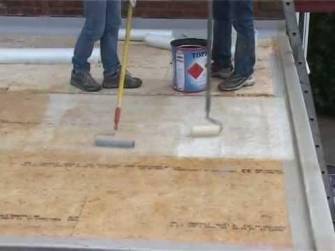 Ante Waterproofing Plywood Shed Floor