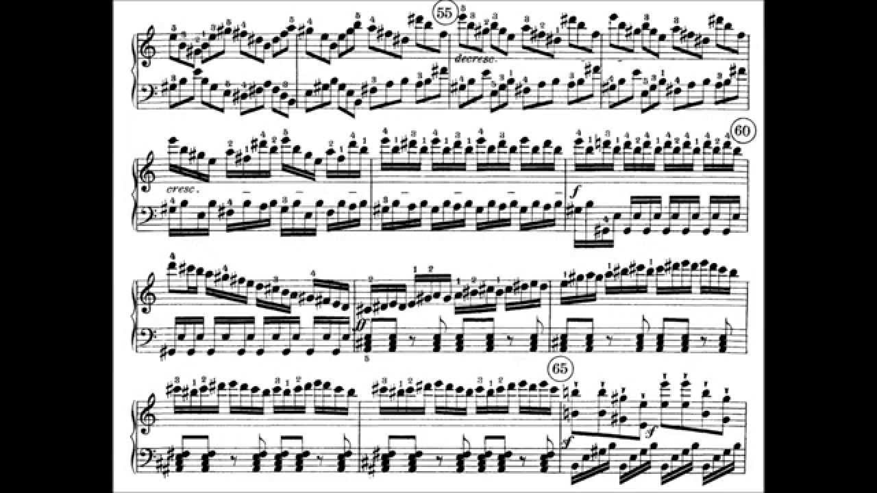 Beethoven: Sonata No.21 in C Major, 'Waldstein' (Pletnev)