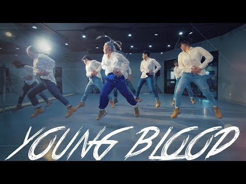 5 Seconds Of Summer - Youngblood / LIGI Choreography.