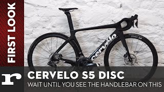 Cervelo S5 disc - First Look