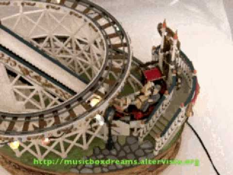 ENESCO MUSICAL ROLLERCOASTER COLOSSAL COASTER IN ACTION