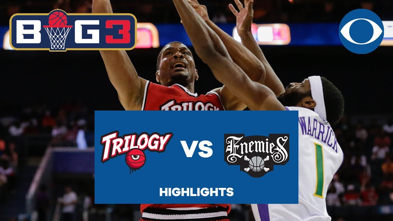 James White is SMOOTH, sends Enemies home with a loss | BIG 3 | CBS Sports