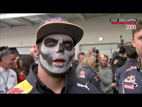 Interview with Max Verstappen and Daniel Ricciardo #MexicoGP