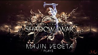 Shadow Of War Lets Play Stream, Nemesis Difficulty