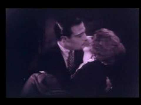 Rudolph Valentino - Tango Kisses - YouTube