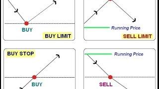 Jenis-Jenis Order Forex (Buy, Sell,...
