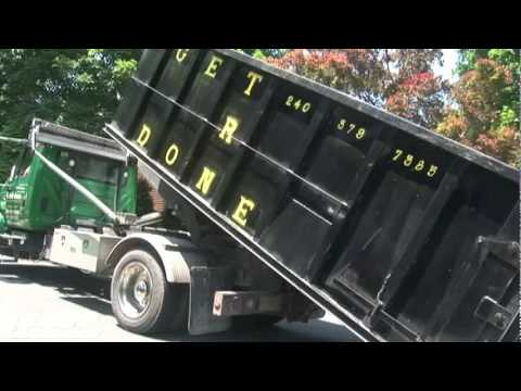 Get R Done General Hauling Frederick Md Waste Removal
