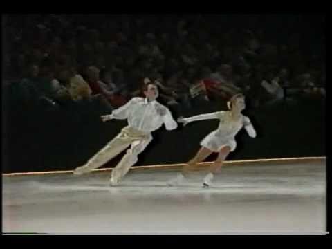 Bechke & Petrov 1992-1993 World Professional Landover TP Nutcracker