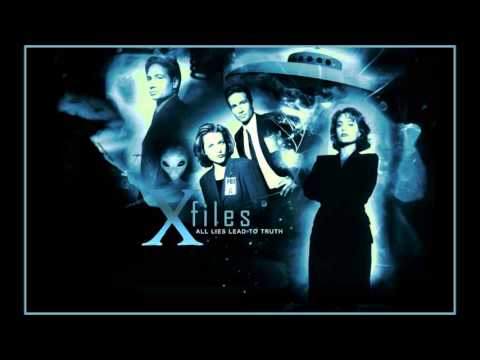 The X Files Metal Cover