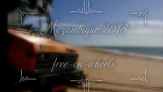 Africa Tour - Mozambique 2018 / UNIMOG