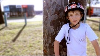 9 Year Old Scooter Rider | Hayden Waesch