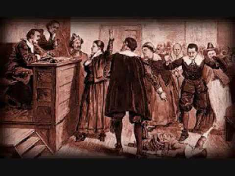 The Salem Witch Trials Vs The Crucible