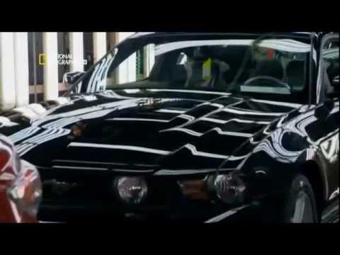 Mega Fábricas Ford Mustang