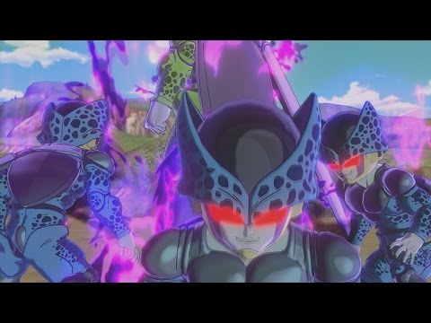Dragon Ball Xenoverse (PC MAX 60FPS) - Gameplay Walkthrough Part 5: Cell Games Saga [1080p]