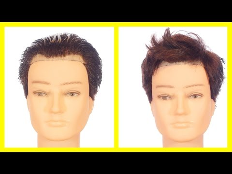 Hairstyles For Men With A High Forehead Or Receding Hairline   TheSalonGuy
