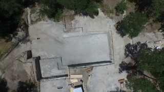basement drone shots 3