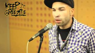 Greezie Tv - Messiah Bolical - Keep It Greezie Session @MessiahBolical