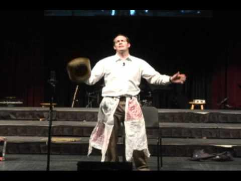 Riding the Devil -- Thomas Dismukes - Motivational Storyteller