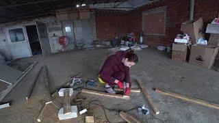 ВЛОГ Новая мебель для дома Делаю своими руками из того что есть Чудо маска для волос