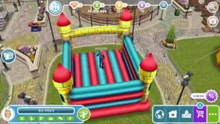 심즈프리플레이 놀이공원