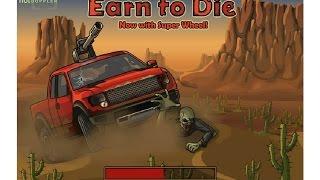 Игры машинки для мальчиков гонки на выживание против зомби уровень 1