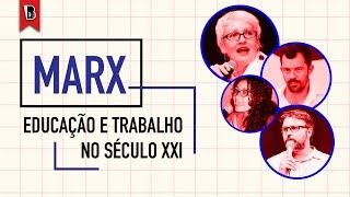 Diálogos com Marx — EDUCAÇÃO E TRABALHO | Virgínia Fontes, Caio Antunes e Daniel Cara