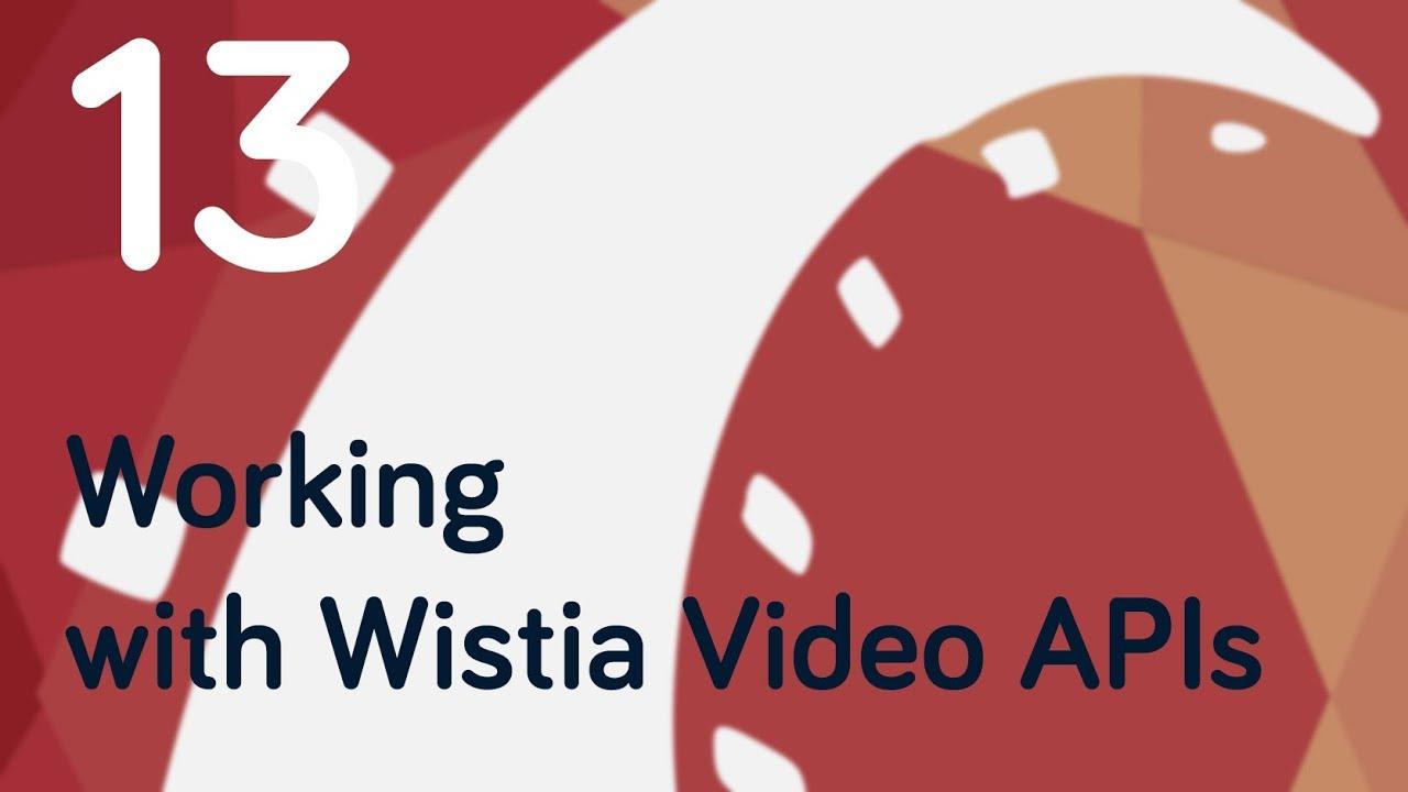 Wistia Player API (Overview, Documentation & Alternatives