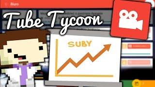 POKAŻĘ WAM JAK SIĘ WYBIĆ NA YOUTUBE! - TUBE TYCOON #1