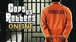 JOGANDO:Cops Vs Robbers Online Prison (EDIÇÃO ZUEIRA)