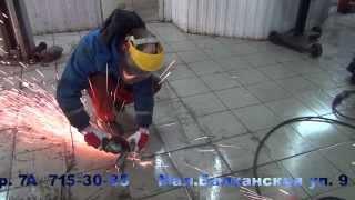 Установка пламегасителя, замена гофры на авто  Ford Focus . Установка пламегасителя в СПБ(, 2014-02-12T13:44:56.000Z)