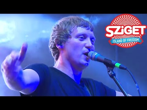 The Subways Live @ Sziget 2015