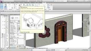 REVIT ARCH 2012 GEOMETRY 01 INTRODUCTION