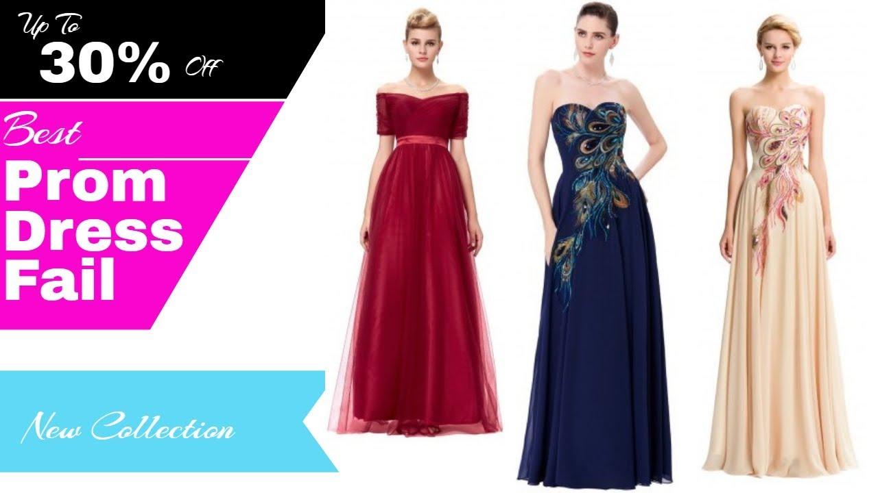 Best Prom Dress Fail – Top 10 prom dress online shopping fails - YouTube