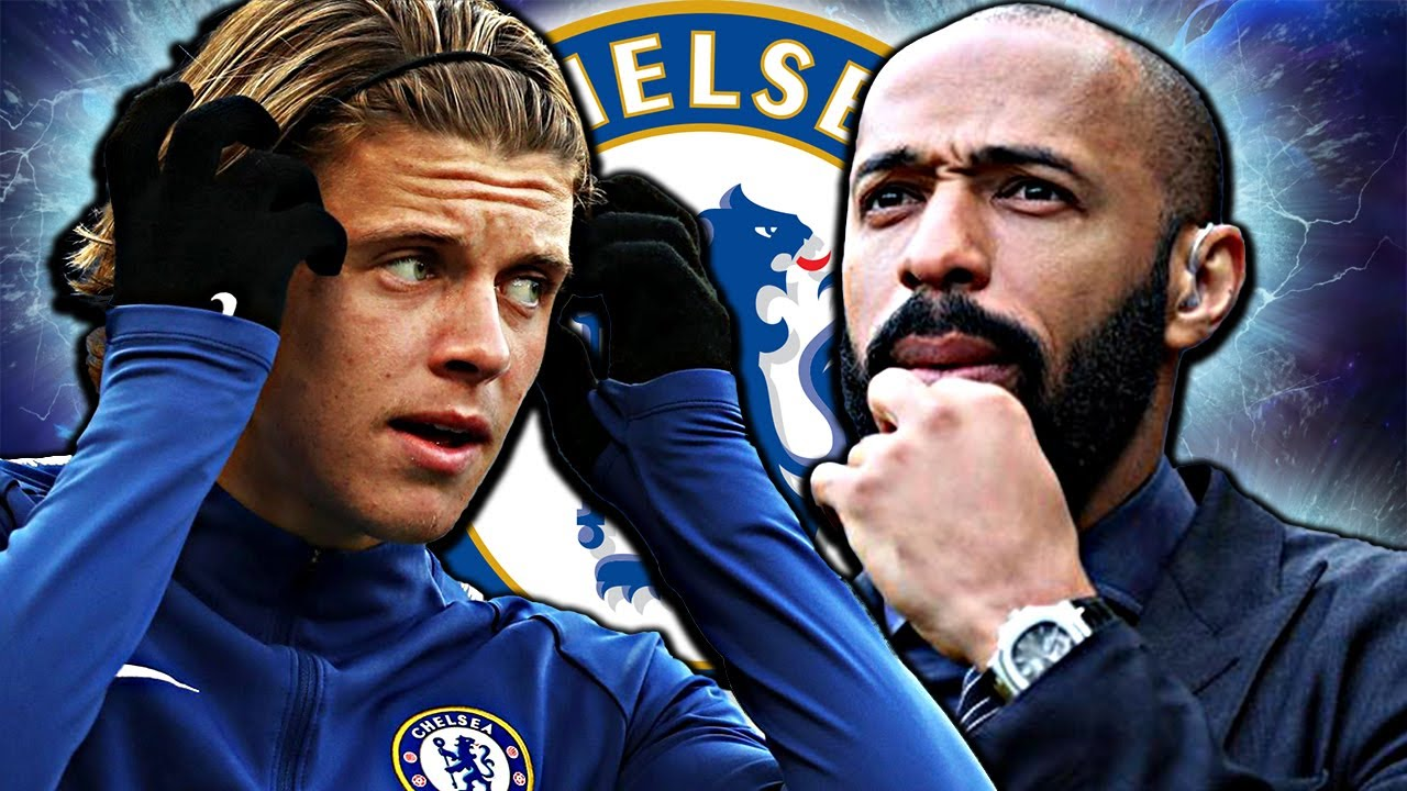 Chelsea News: Thierry Henry PURRS Over Gallagher! Tuchel To RIP UP Last Game Plan For Juventus Game?